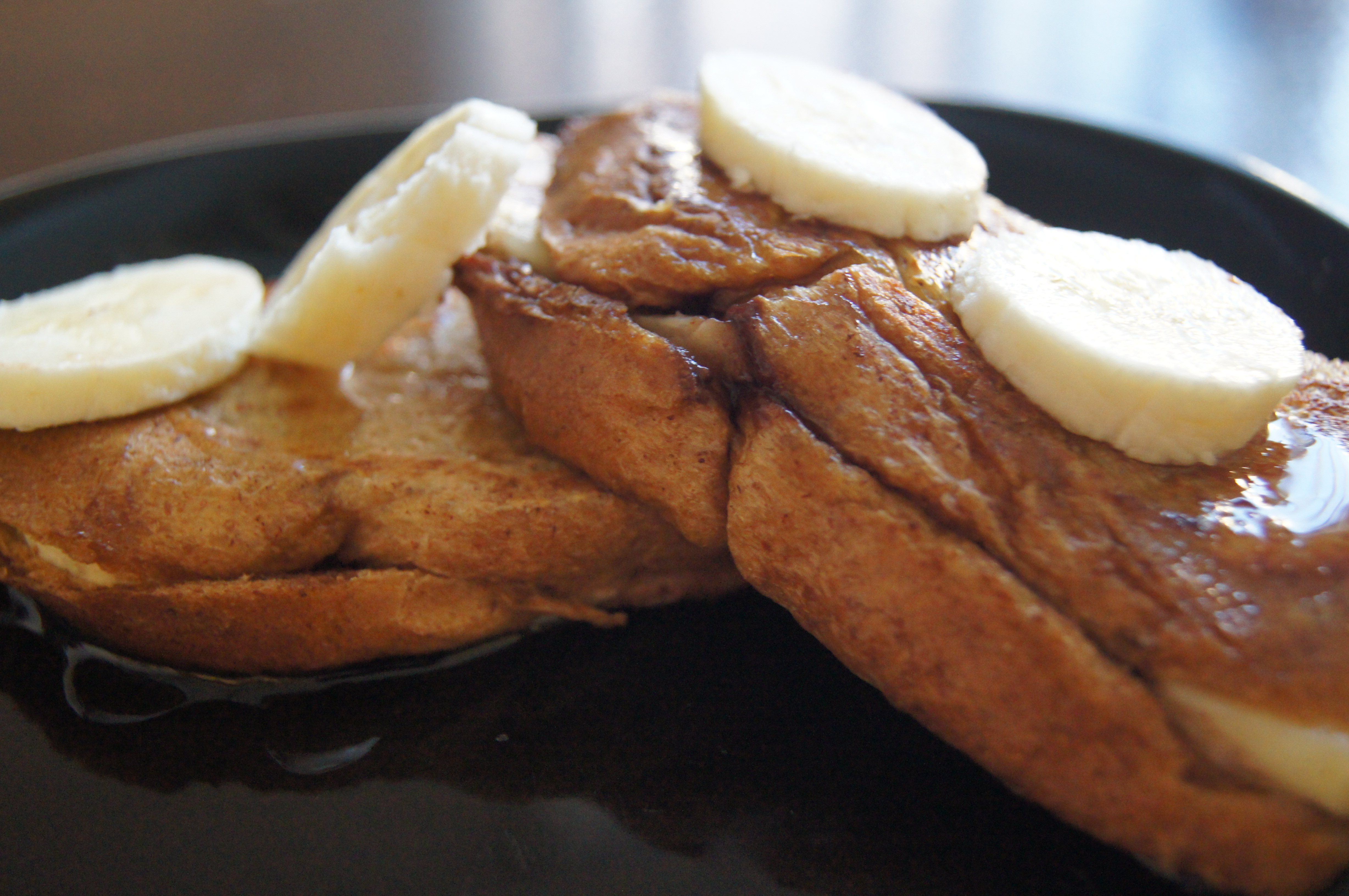 Banana Nutella French Toast | This Workman Life
