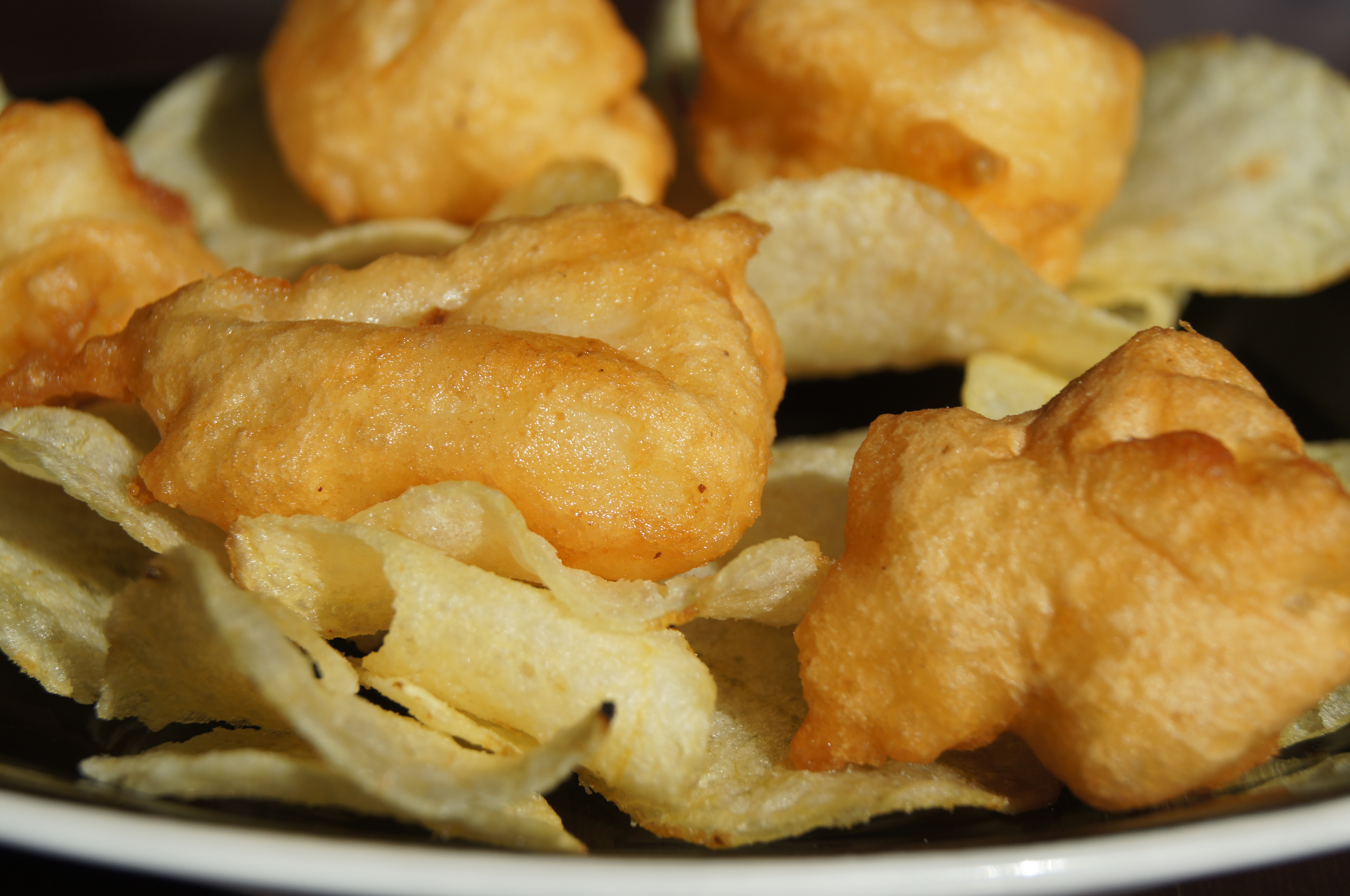 Confession + Beer Battered Fish and Chips | This Workman Life